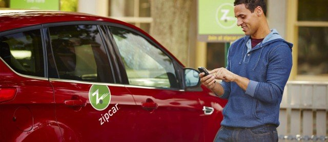 zipcar stations nearby
