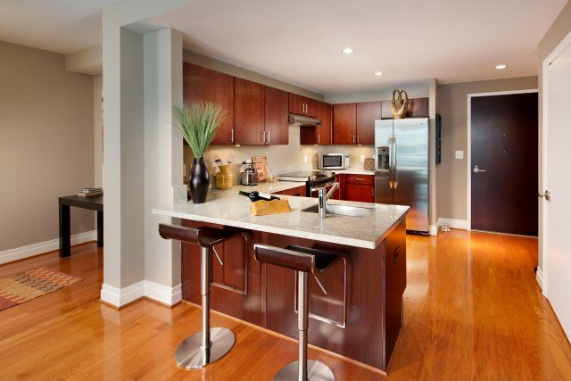 slide image Spacious layouts and designer kitchens ideal for entertaining family and friends.