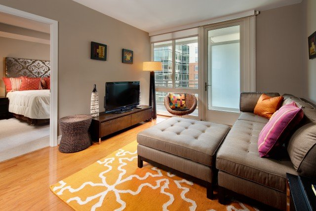 slide image Capacious room to relax and renew.