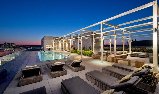 slide image 360 Views on our stunning roof deck.